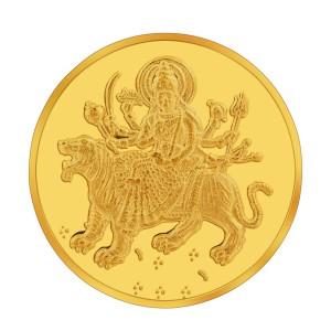 Augmont 10GM Shri Mata Vaishno Devi