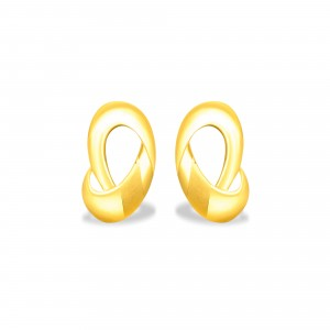 Augmont Oval Earring